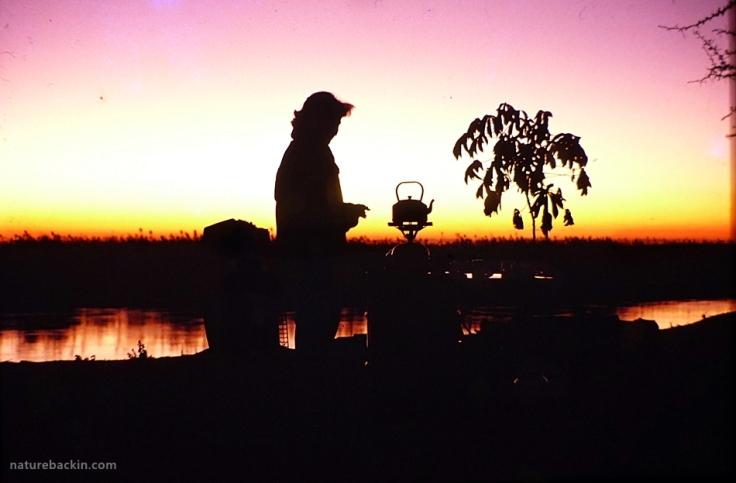 Botswana Shakawe 1974
