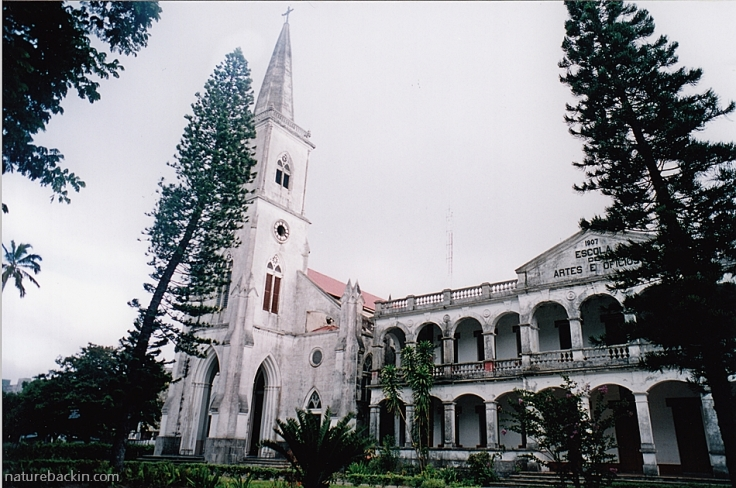 12 Mozambique-Beira-Cathedral
