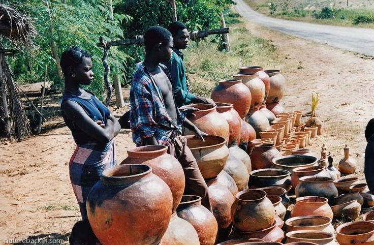 15 Mozambique-pots