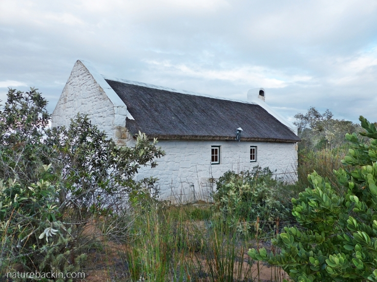 Cape-style stone cottages - accommodation at Wild Rescue Wildlife Rehabilitation and Nature Reserve, between Riversdale and Still Bay, Western Cape