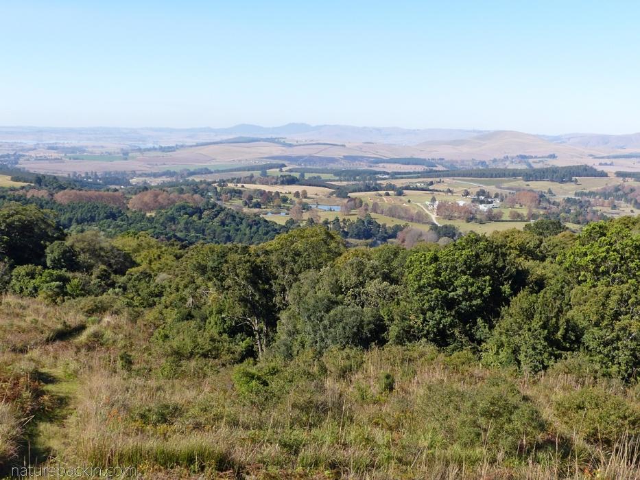 View of KwaZulu-Natal Midlands
